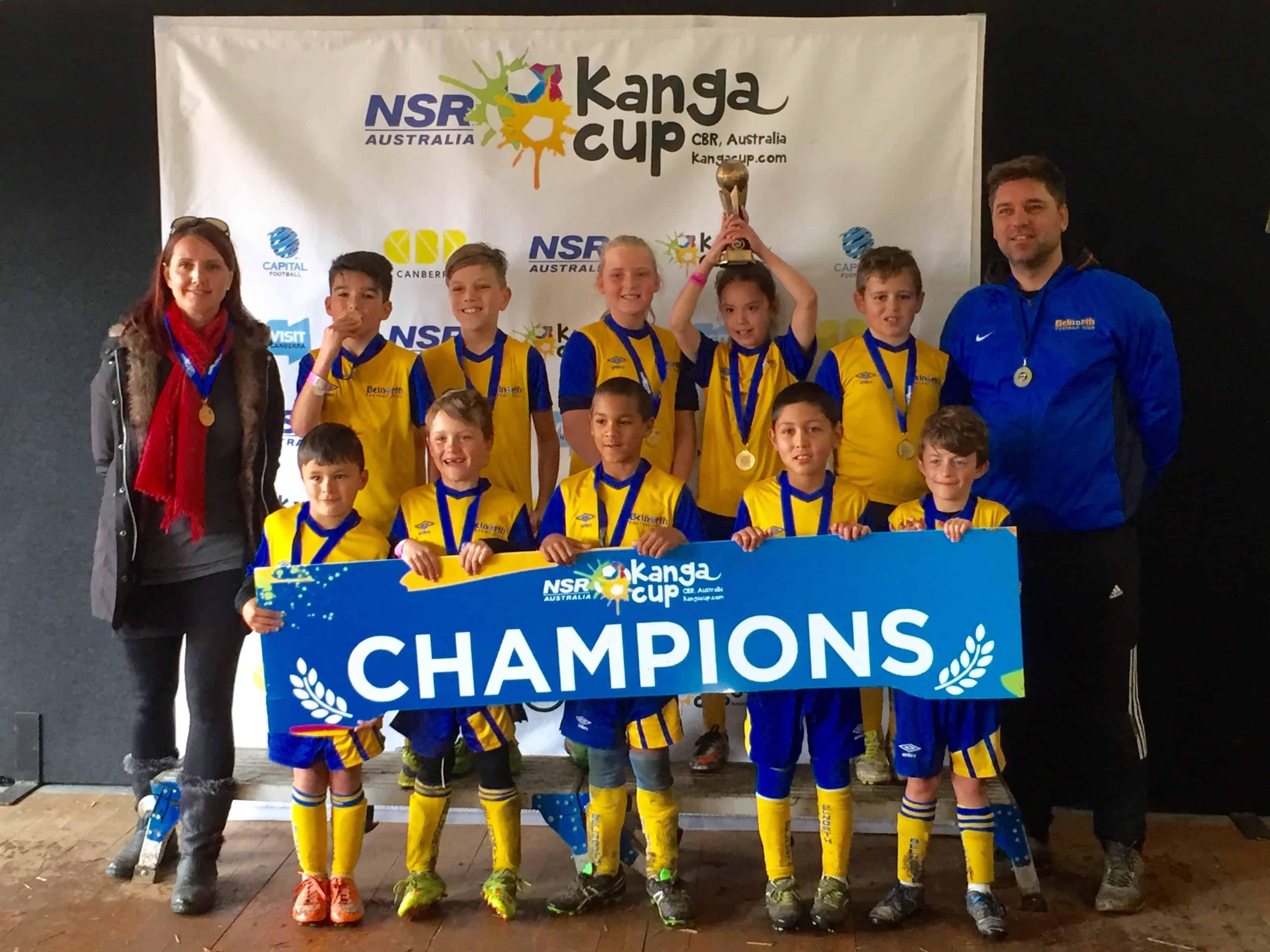Typhoons Kanga Cup