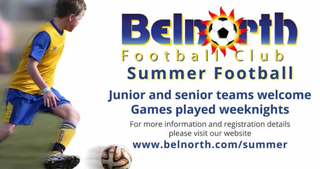 Belnorth summer comp