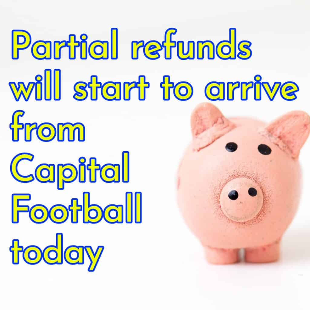 partial refunds